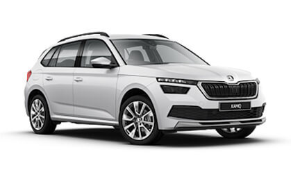 All-New ŠKODA Kamiq SE