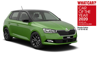 ŠKODA Fabia Colour
