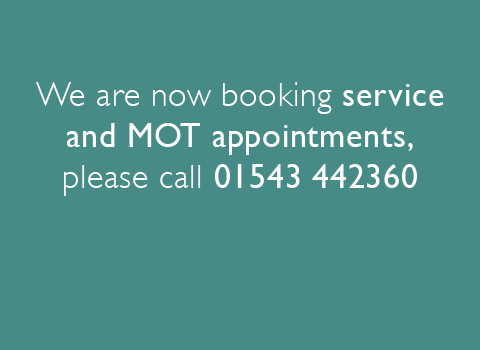 Service and MOT reopen