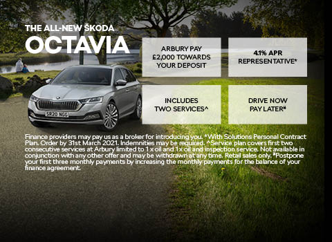 All-New ŠKODA Octavia